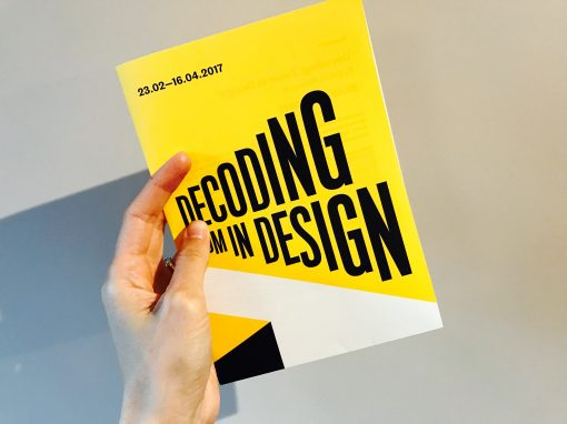 DECODING: ZOOM IN DESIGN